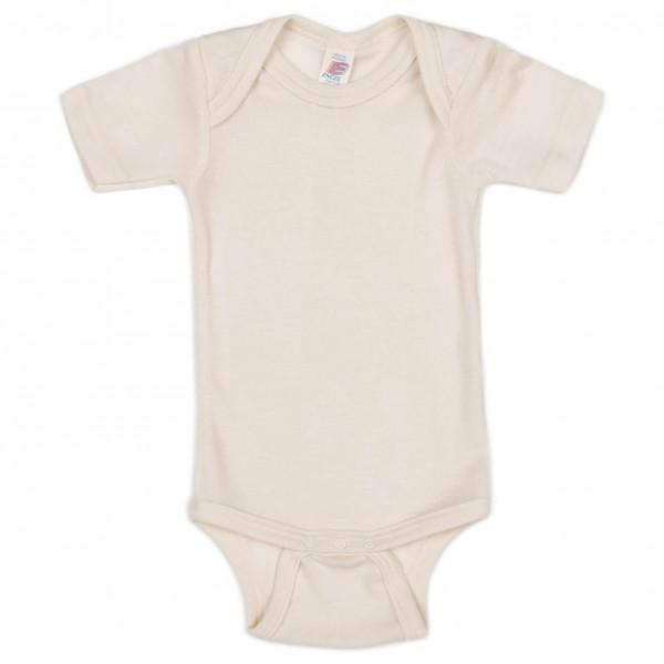 Engel - Baby Body S/S - Merinounterwäsche