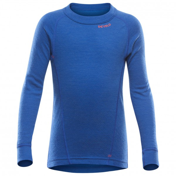 Devold - Duo Active Kid Shirt - Merinovilla-alusvaatteet