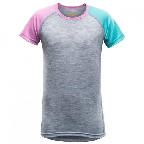 Devold - Breeze Junior T-Shirt - Merino base layers