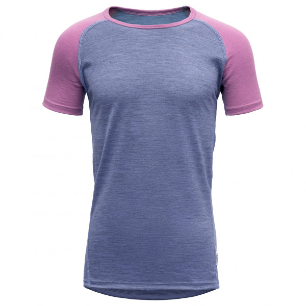 Devold - Breeze Junior T-Shirt - Merino undertøj