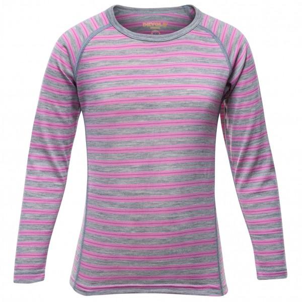 Devold - Breeze Kid Shirt - Merino base layers