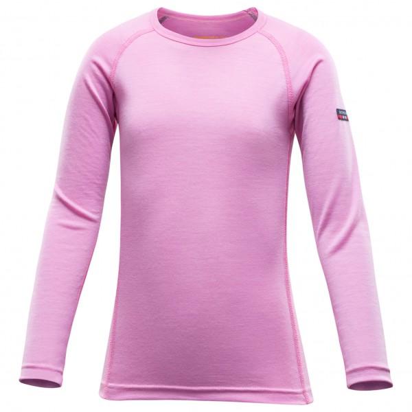 Devold - Breeze Kid Shirt - Merinovilla-alusvaatteet