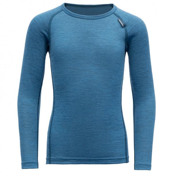 Breeze Kid Shirt - Merino base layer