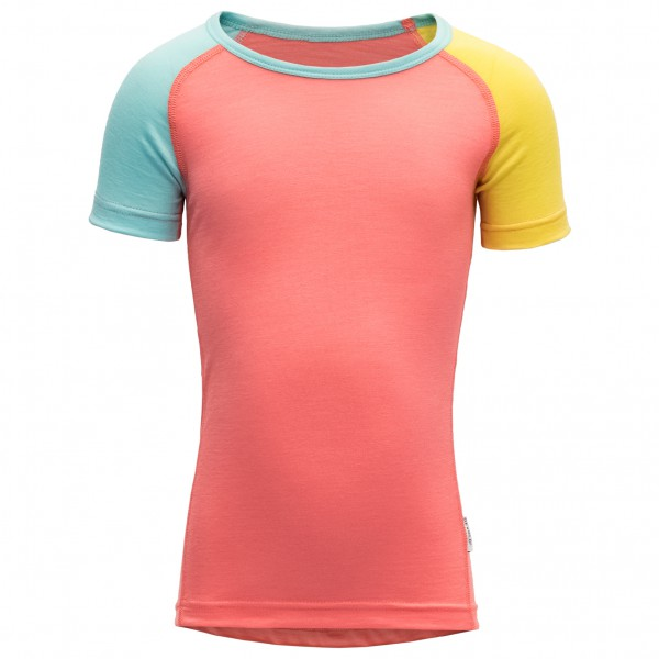 Devold - Breeze Kid T-Shirt - Merino base layer