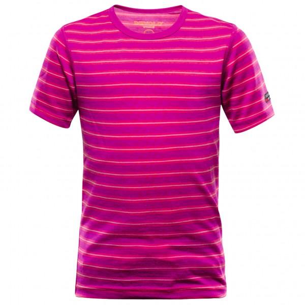 Devold - Breeze Kid T-Shirt - Merinounterwäsche