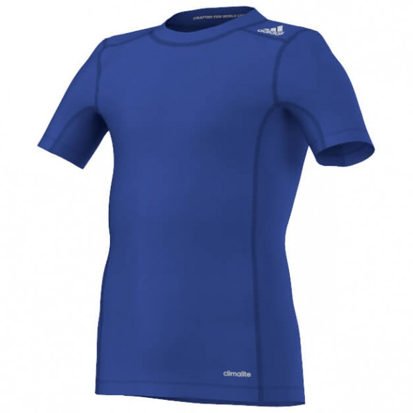 adidas - Kid's Techfit Base Tee - Synthetic base layers