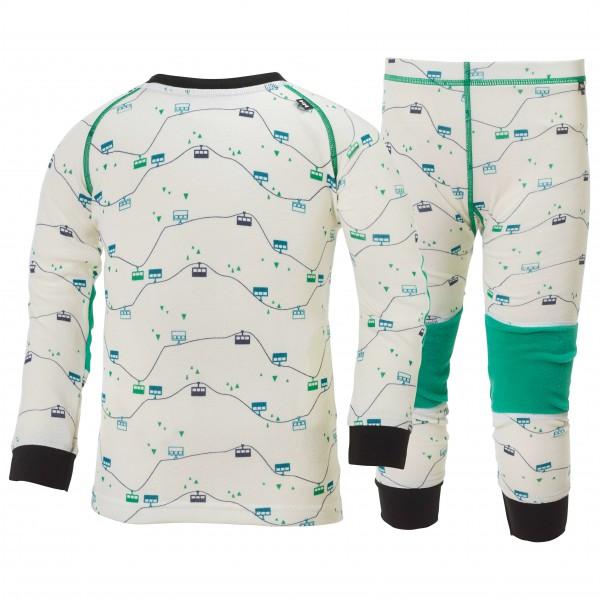 Helly Hansen - Kid's HH Warm Set 2 - Merino underwear