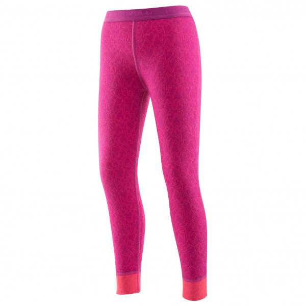 Devold - Active Happy Heart Kid Long Johns - Merinounterwäsche