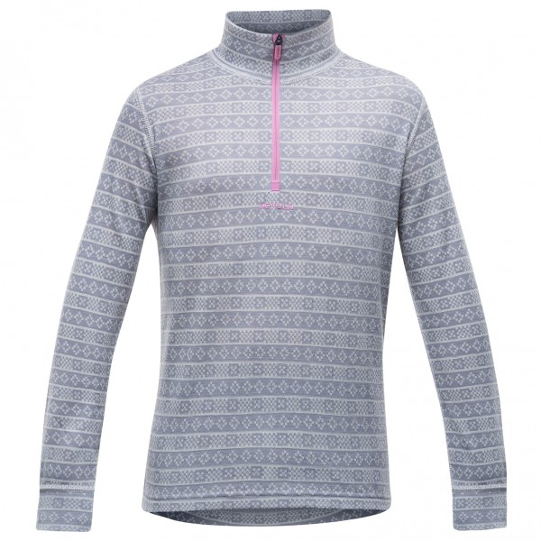 Devold - Alnes Junior Half Zip Neck