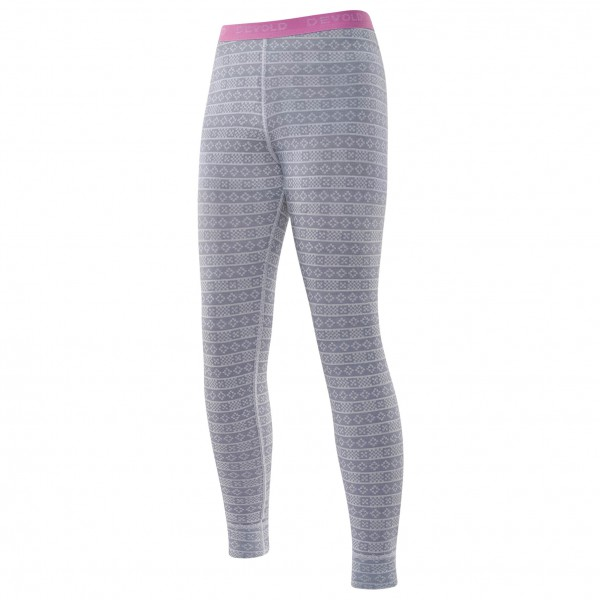 Devold - Alnes Junior Long Johns - Merino ondergoed