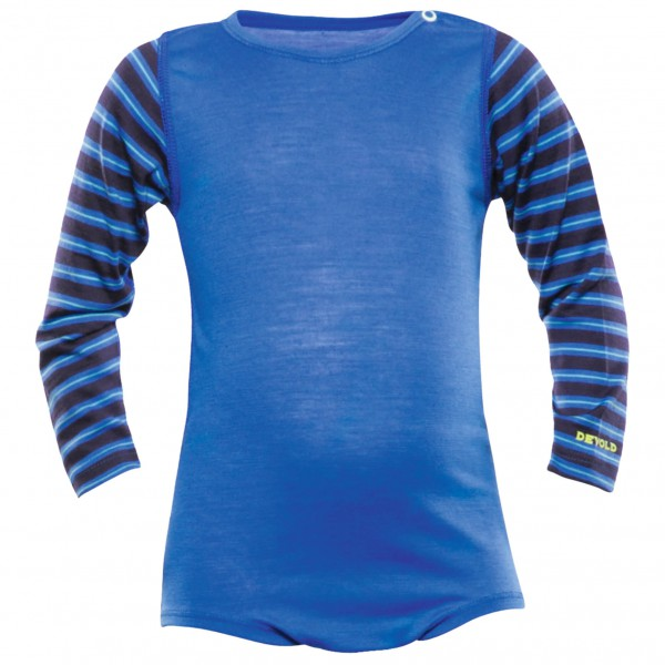 Devold - Breeze Baby Body - Sous-vêtements en laine mérinos