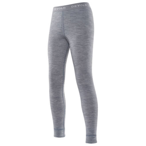 Devold - Breeze Junior Long Johns - Merinovilla-alusvaatteet