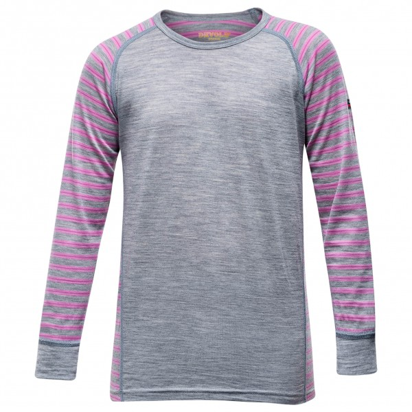 Devold - Breeze Junior Shirt - Merino ondergoed