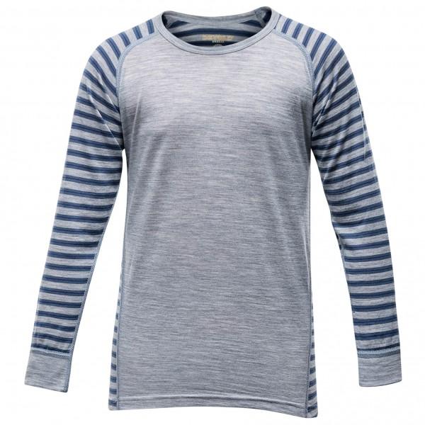 Devold - Breeze Junior Shirt - Ropa interior merino