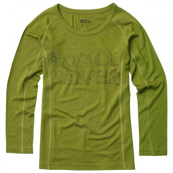 Fjällräven - Kid's Trail Top L/S - Everyday underwear