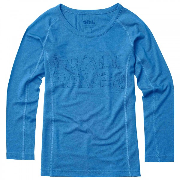 Fjällräven - Kid's Trail Top L/S - Ondergoed