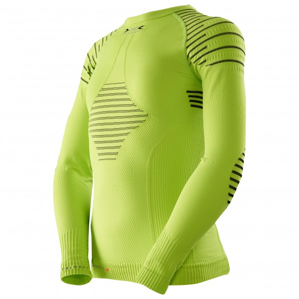 X-Bionic - Junior Invent Shirt L/S - Synthetic base layers