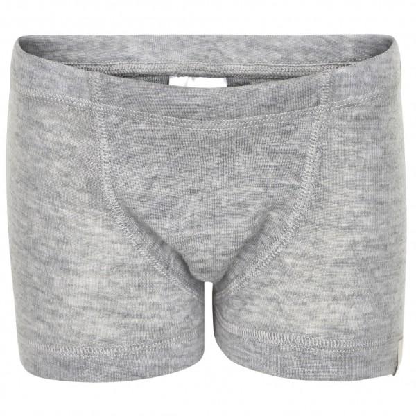 CeLaVi - Boy's Boxer Shorts Solid Wool - Merino underwear