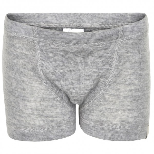 CeLaVi - Boy's Boxer Shorts Solid Wool - Sous-vêtements en l