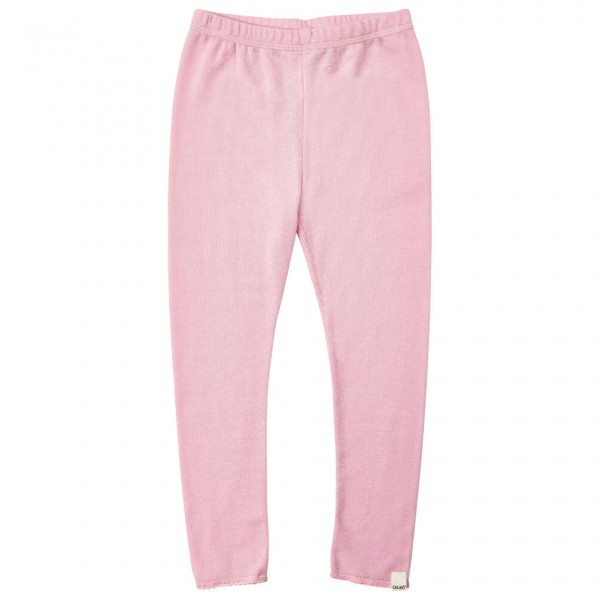 CeLaVi - Girl's Long Johns Solid Wool - Merino ondergoed