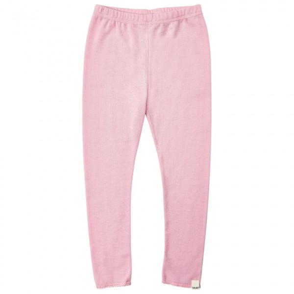 CeLaVi - Girl's Long Johns Solid Wool - Sous-vêtements en la