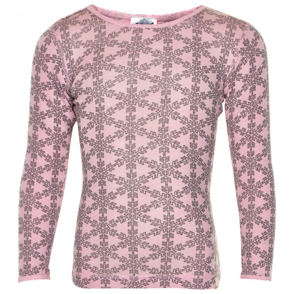 CeLaVi - Girl's Undershirt L/S AO-Printed Wool