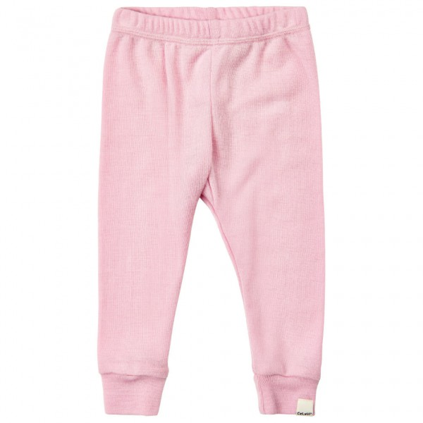 CeLaVi - Kid's Long John Solid Wool - Merino underwear