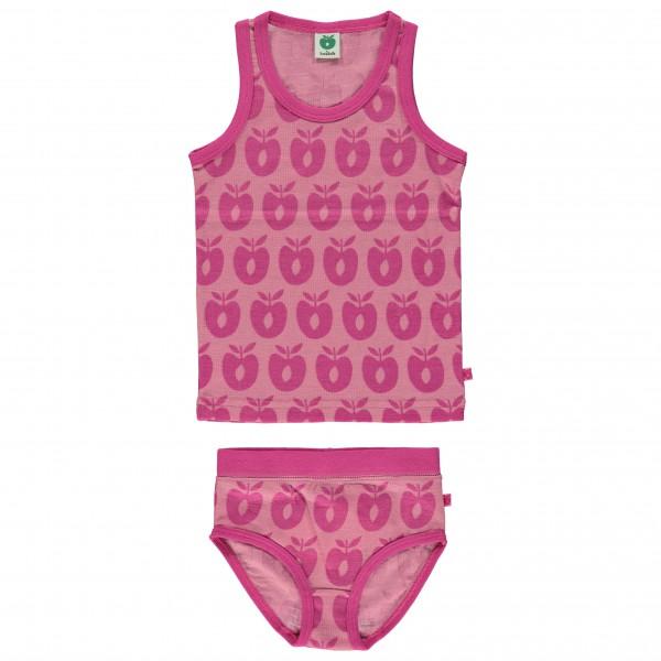 Smafolk - Girl's Underwear Merino Wool - Merino base layers