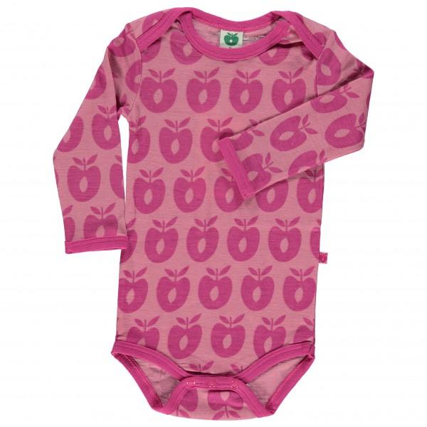 Smafolk - Kid's Body L/S Merino Wool - Merino ondergoed