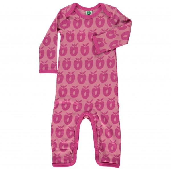 Smafolk - Kid's Body Suit L/S Merino - Merino ondergoed
