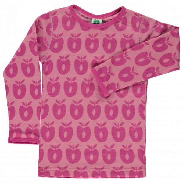 Smafolk - Kid's T-Shirt Merino Wool - Manches longues