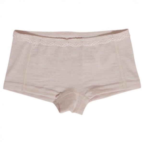 Hust&Claire - Panties Wool Silk - Merinovilla-alusvaatteet