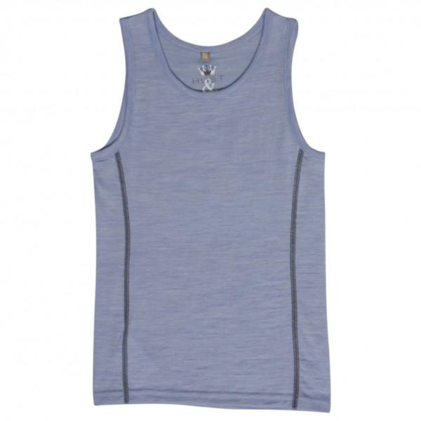 Hust&Claire - Slipdress Wool Silk - Merino underwear