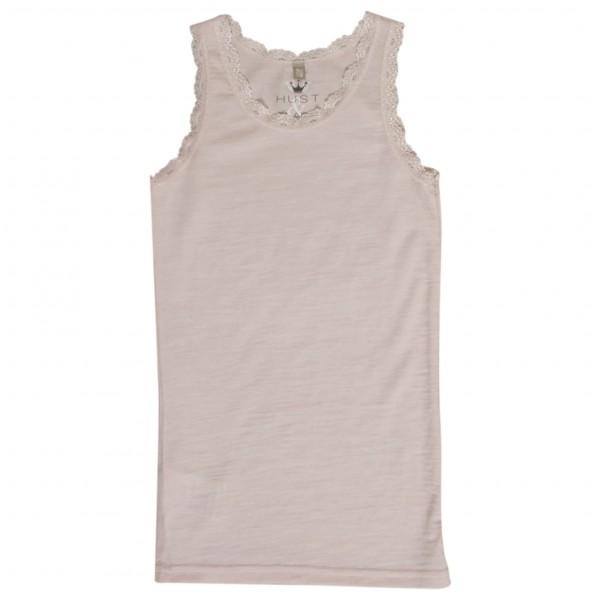 Hust&Claire - Slipdress Wool Silk 2 - Merino ondergoed