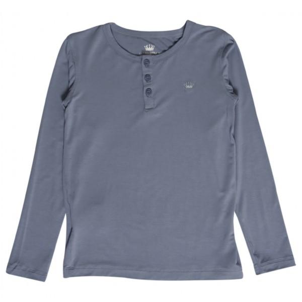 Hust&Claire - Kid's Bamboo L/S Shirt - Ropa interior de diario