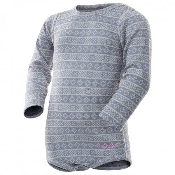 Devold - Alnes Baby Body - Merino undertøj