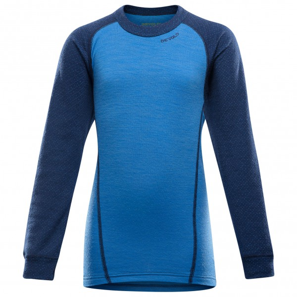 Devold - Duo Active Junior Shirt - Merinounterwäsche