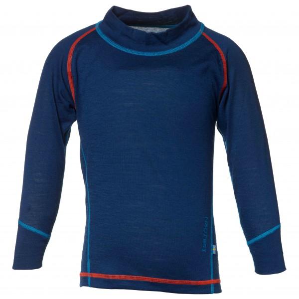 Isbjörn - Junior's Husky Sweater Baselayer - Merinovilla-alusvaatteet