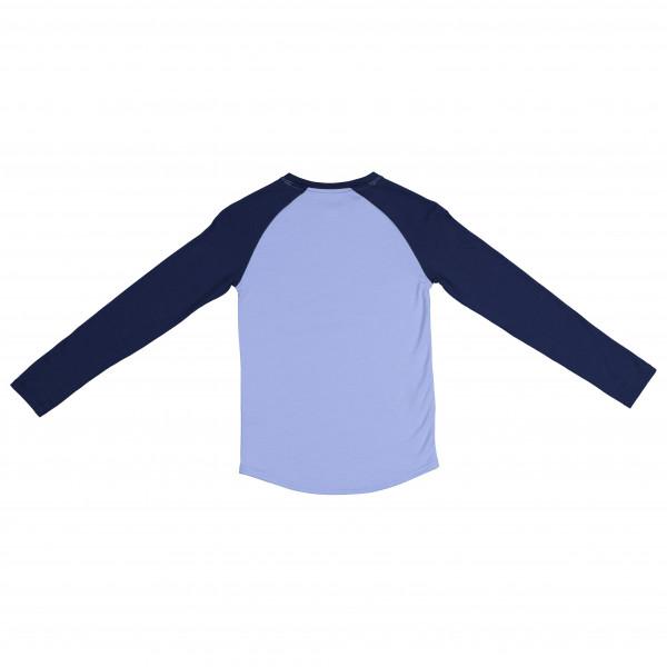 Mons Royale - Girl's Groms L/S - Merino ondergoed