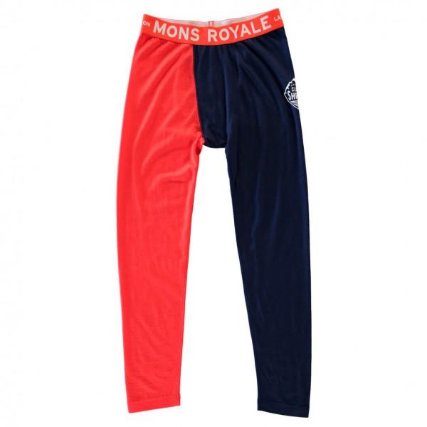 Mons Royale - Kid's Groms Long-John
