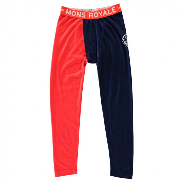 Mons Royale - Kid's Groms Long-John - Merino-ondergoed