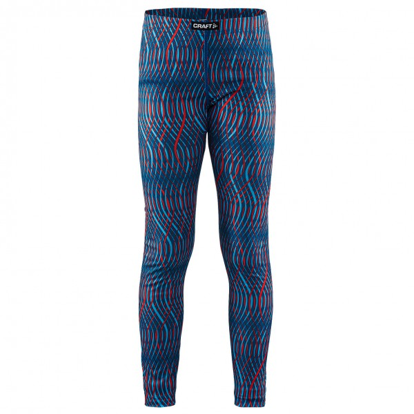 Craft - Kid's Mix and Match Pants Junior - Synthetic base layer