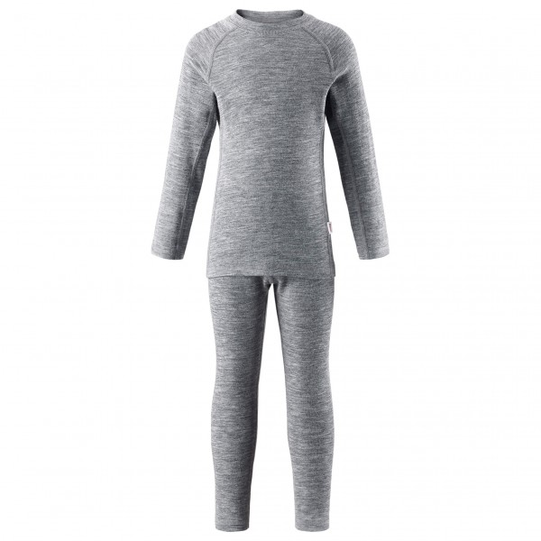 Reima - Kid's Kinsei Thermal Set - Merino undertøj