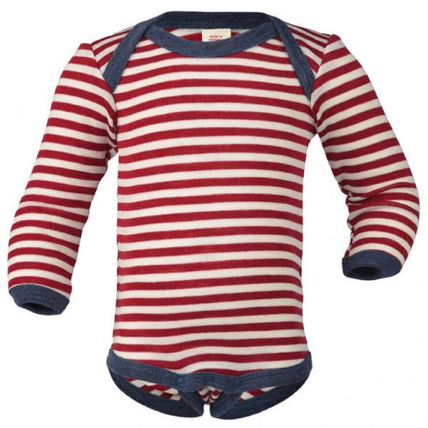 Engel - Baby Body L/S Merinowolle - Merinounterwäsche