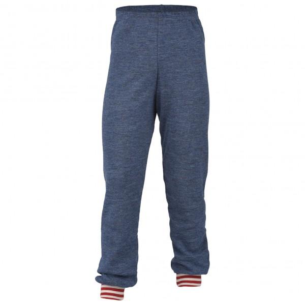 Engel - Kinder Hose Lang - Merino undertøj