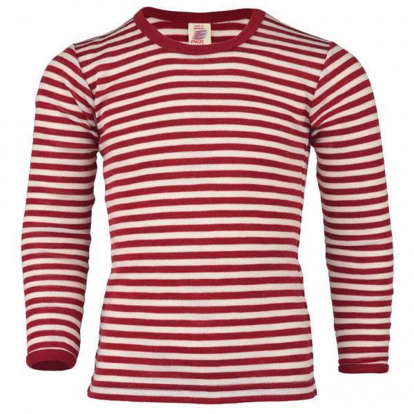 Engel - Kinder Shirt L/S - Merinoundertøy