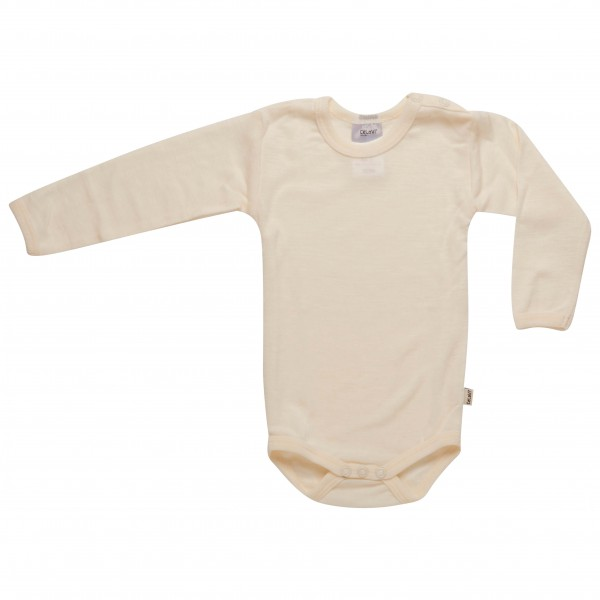 CeLaVi - Kid's Body L/S Basic Wool - Merino undertøj