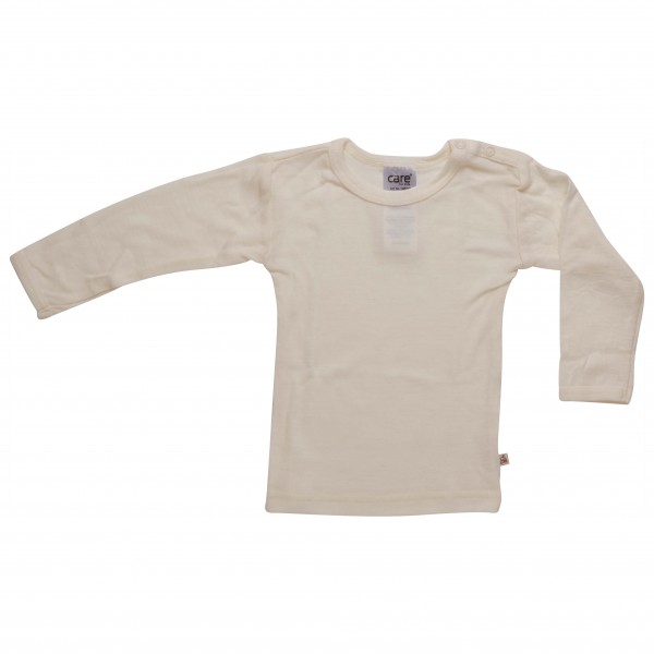 CeLaVi - Baby's Undershirt L/S Basic Wool - Underkläder merinoull