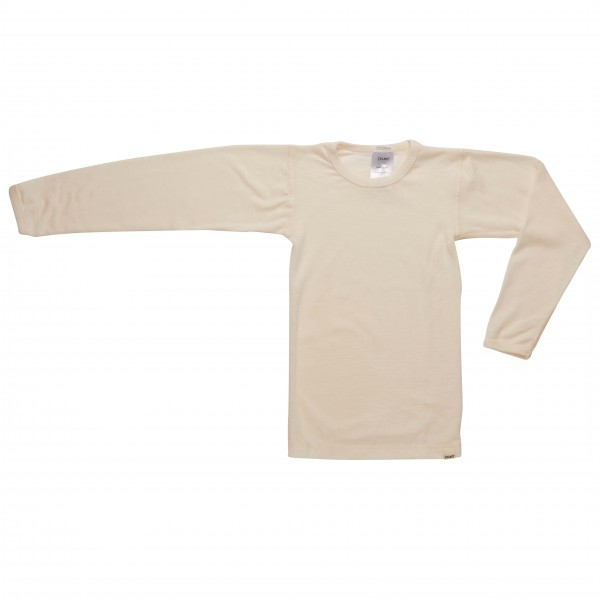 CeLaVi - Kid's Undershirt L/S Basic Wool - Merinovilla-alusvaatteet