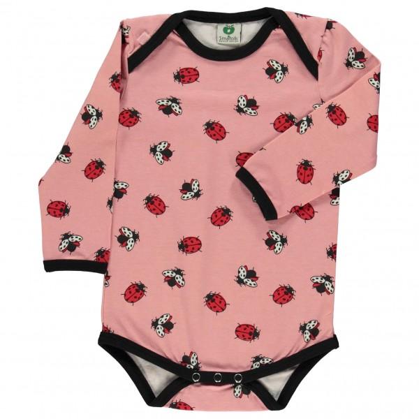 Smafolk - Kid's Body With Ladybirds - Underkläder